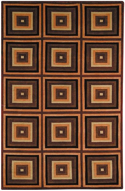 safavieh la carta pile contemporary area rug collection