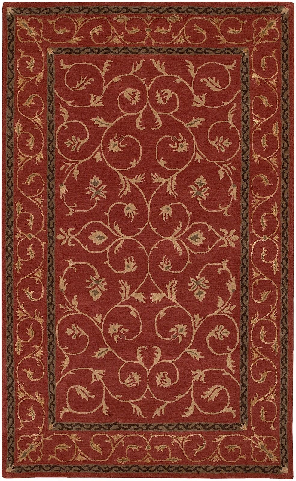 surya sardinia traditional area rug collection