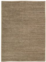 Nourison Solid/Striped Joasl Stone Laundered Area Rug Collection