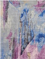 Nourison Contemporary Prismatic Area Rug Collection