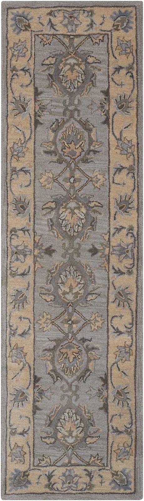 nourison joa11 sepia traditional area rug collection