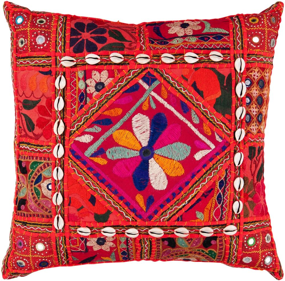 surya karma contemporary decorative pillow collection