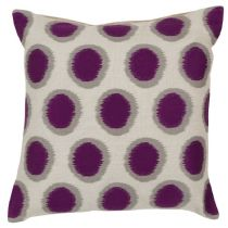 Surya Contemporary Ikat Dots pillow Collection