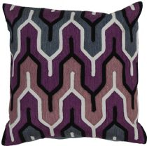 Surya Contemporary Aztec pillow Collection