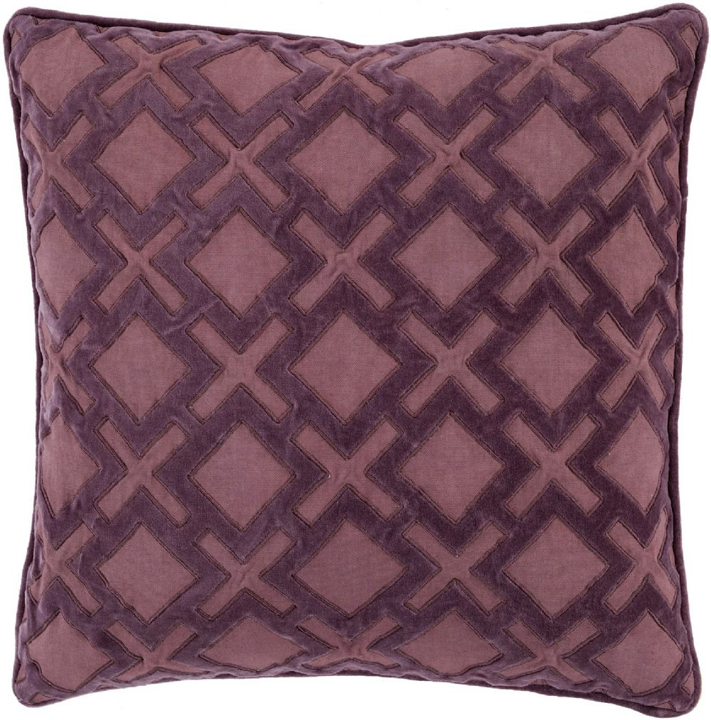 surya alexandria contemporary decorative pillow collection