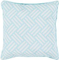 Surya Contemporary Basketweave pillow Collection