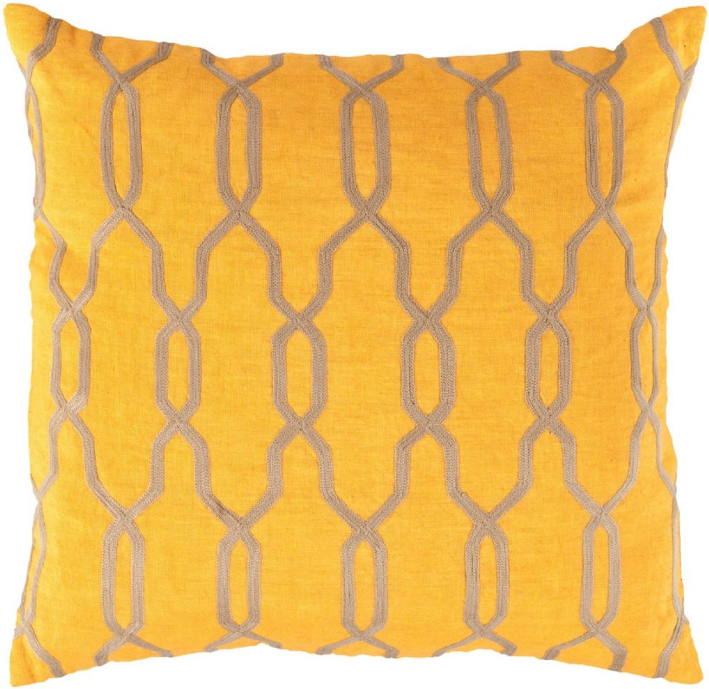 surya gates contemporary decorative pillow collection