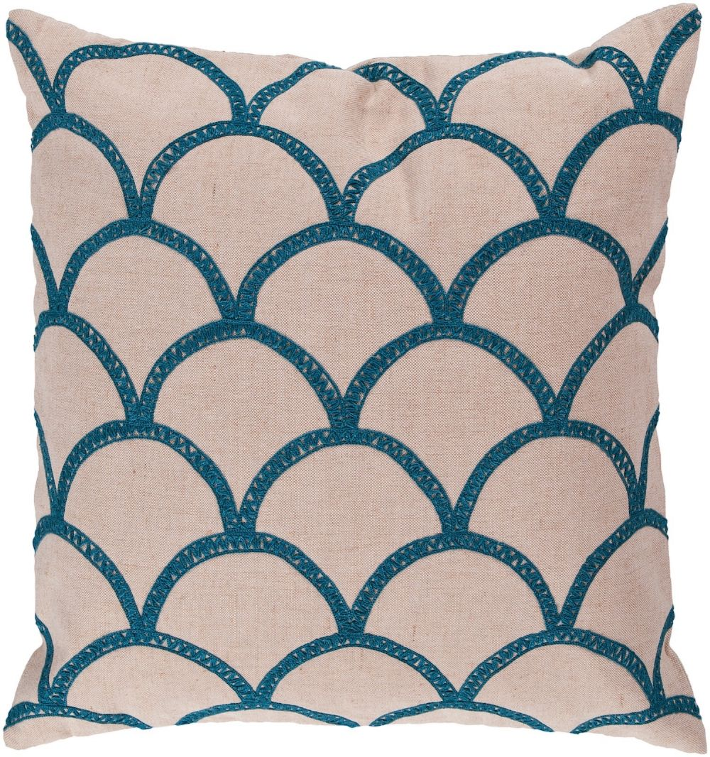 surya meadow contemporary decorative pillow collection