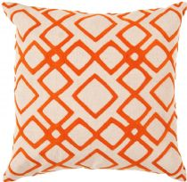 Surya Contemporary Geo Diamond pillow Collection