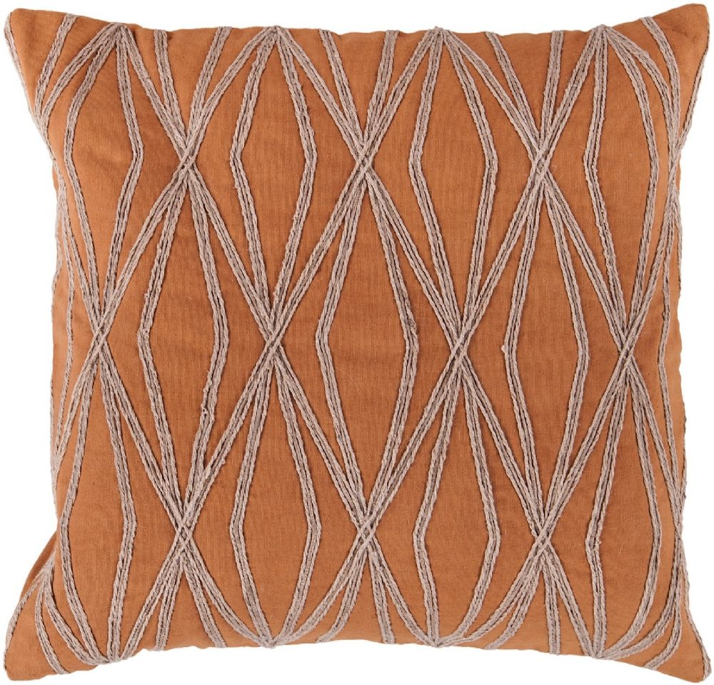 surya dominican contemporary decorative pillow collection