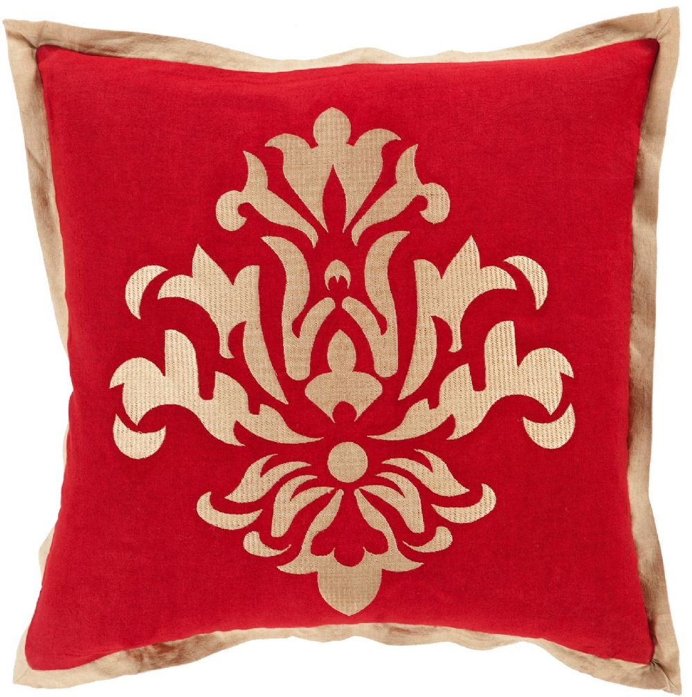 surya cosette contemporary decorative pillow collection