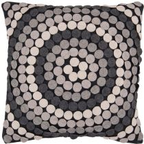 Surya Contemporary Halo pillow Collection