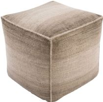 Surya Contemporary Chaz pouf/ottoman Collection