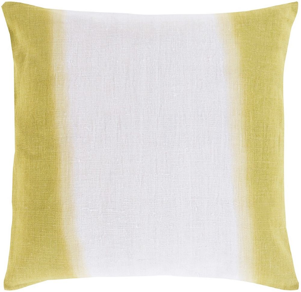 surya double dip contemporary decorative pillow collection