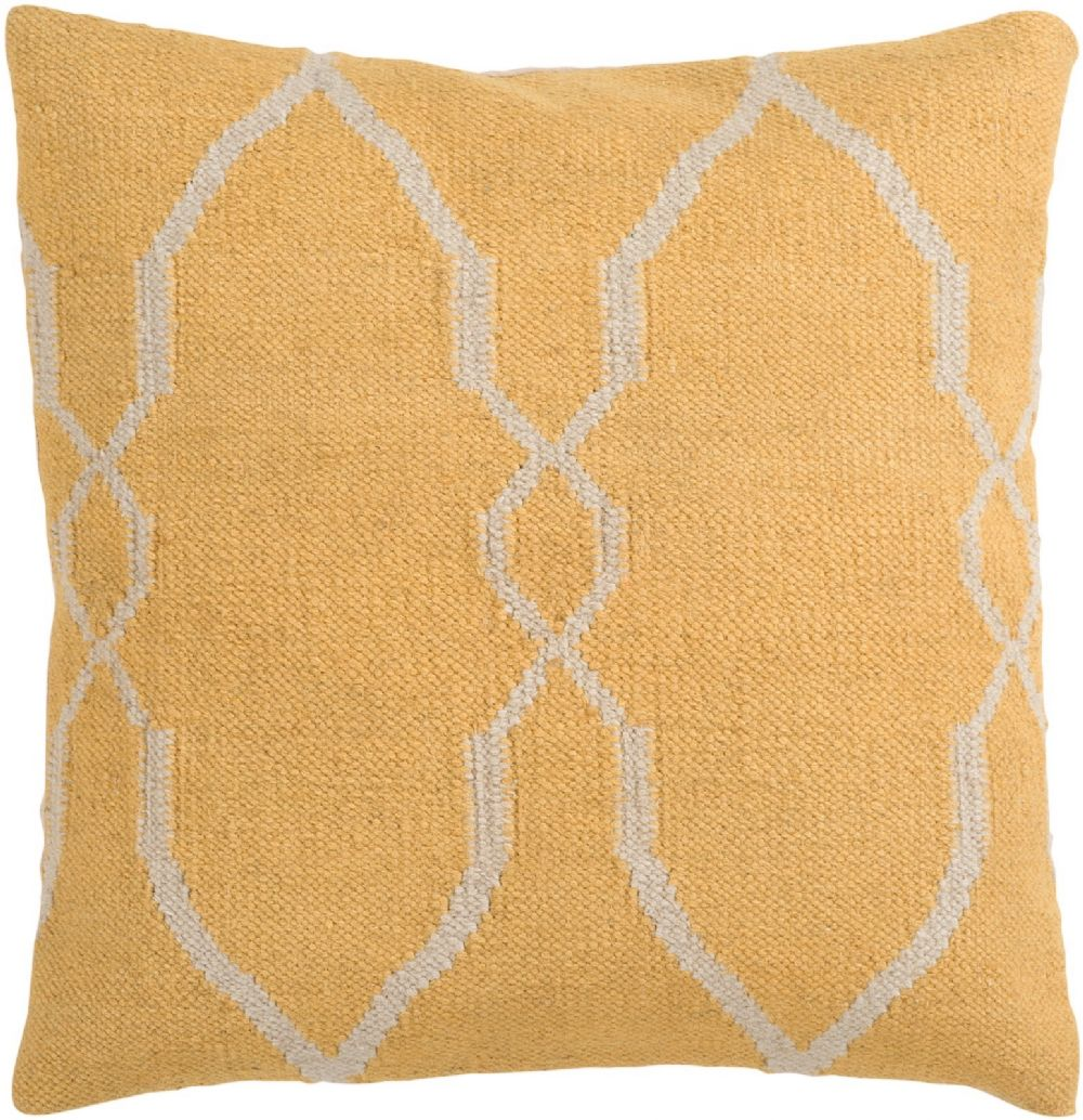 surya fallon contemporary decorative pillow collection