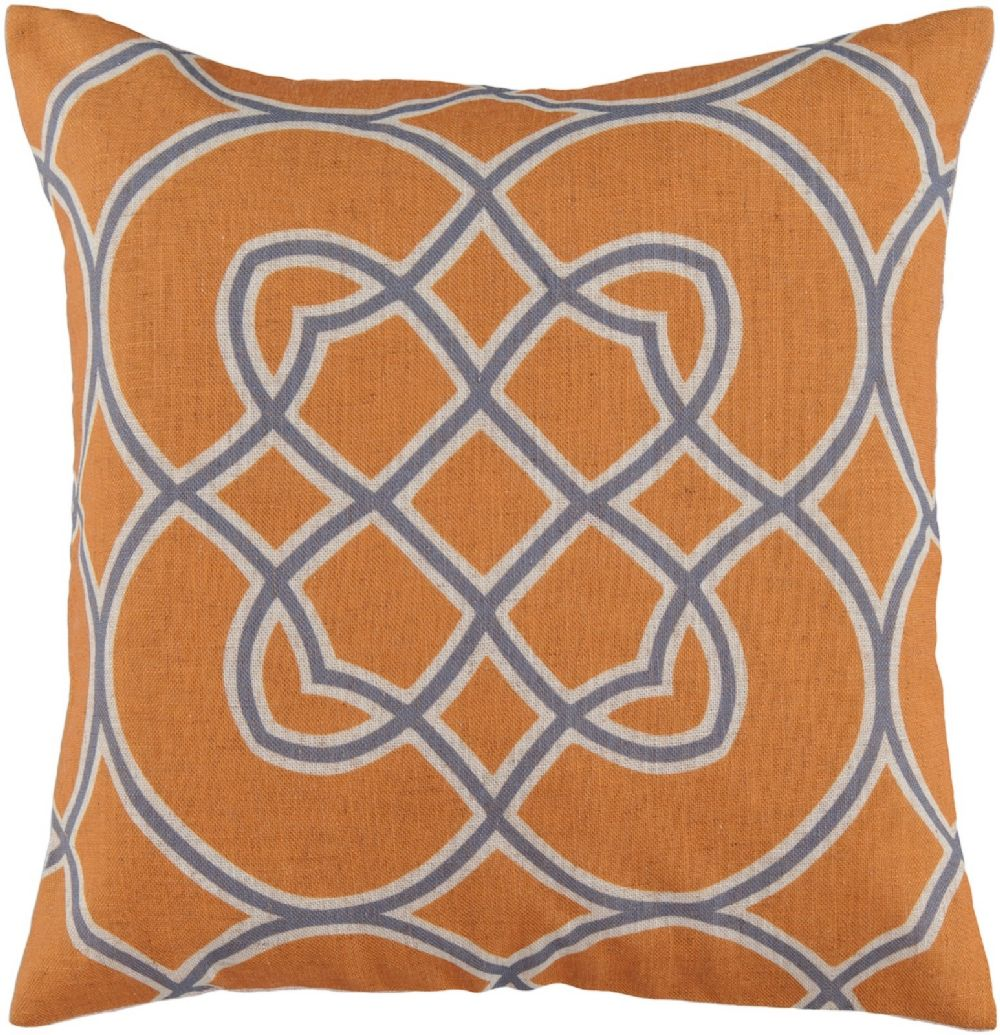 surya jorden contemporary decorative pillow collection