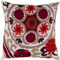 Surya Contemporary Botanical pillow Collection