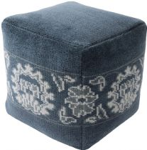 Surya Contemporary Hazel pouf/ottoman Collection