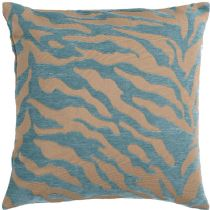 Surya Animal Inspirations Velvet Zebra pillow Collection
