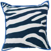 Surya Animal Inspirations Zebra pillow Collection
