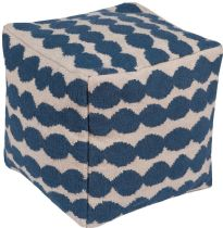 Surya Contemporary Melanie pouf/ottoman Collection