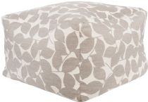Surya Country & Floral Magnolia pouf/ottoman Collection