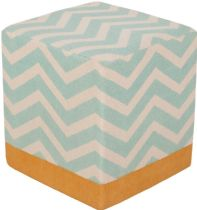 Surya Contemporary Millie pouf/ottoman Collection