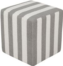 Surya Contemporary Picnic pouf/ottoman Collection