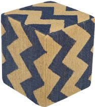 Surya Contemporary Picnic II pouf/ottoman Collection
