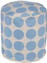 Surya Contemporary Playhouse pouf/ottoman Collection