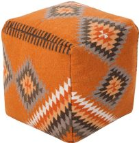 Surya Southwestern/Lodge Surya Poufs pouf/ottoman Collection