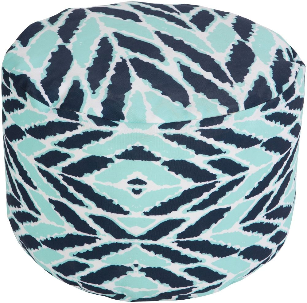 surya surya poufs contemporary pouf/ottoman collection