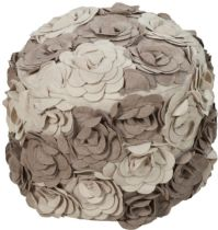 Surya Country & Floral Surya Poufs pouf/ottoman Collection