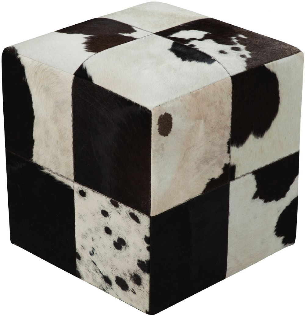 surya surya poufs animal inspirations pouf/ottoman collection