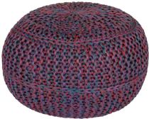 Surya Contemporary Wisteria pouf/ottoman Collection