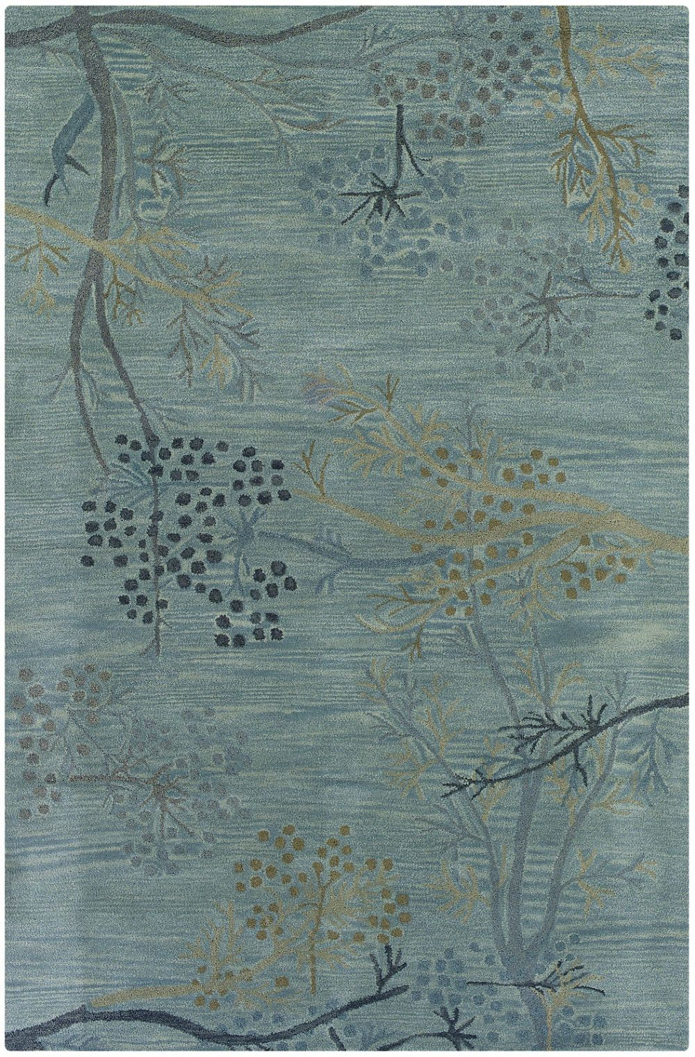 rizzy rugs craft country & floral area rug collection