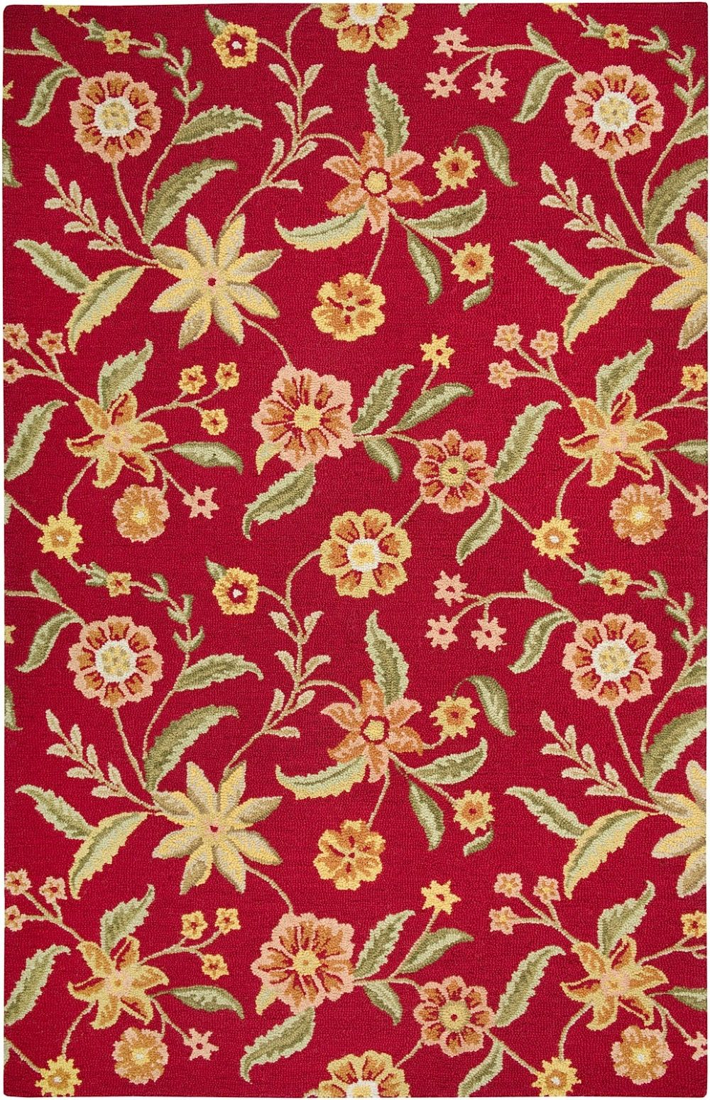 Rizzy Rugs Country Country Floral Area Rug Collection