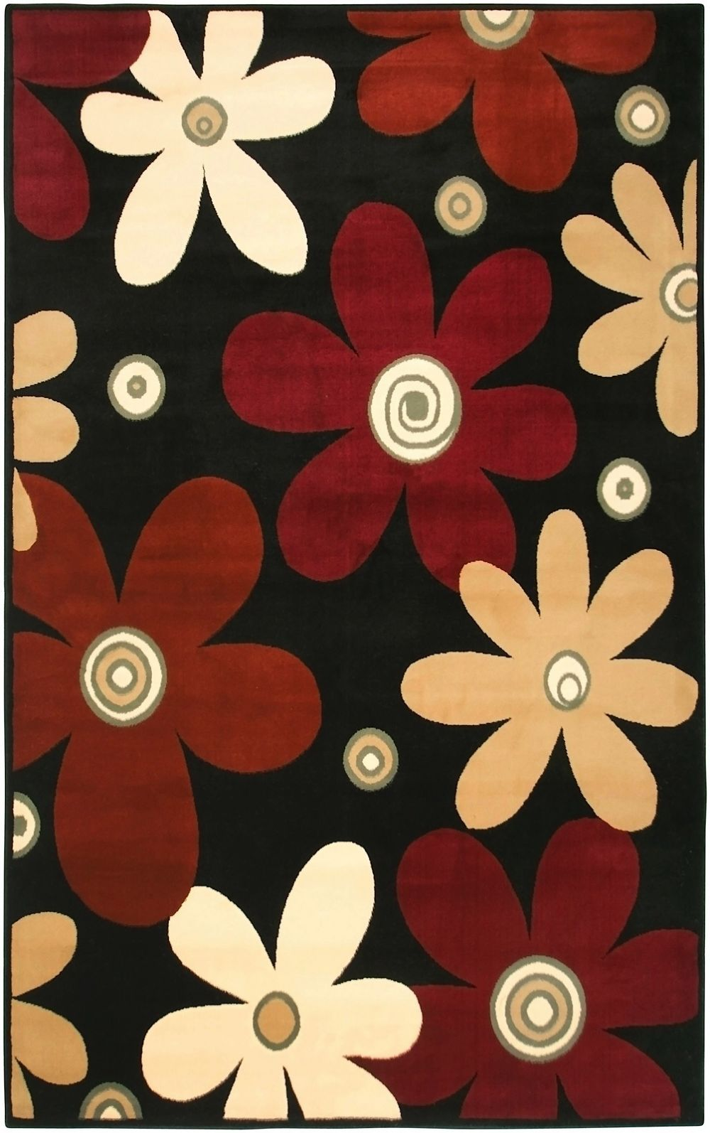 rizzy rugs diamond country & floral area rug collection
