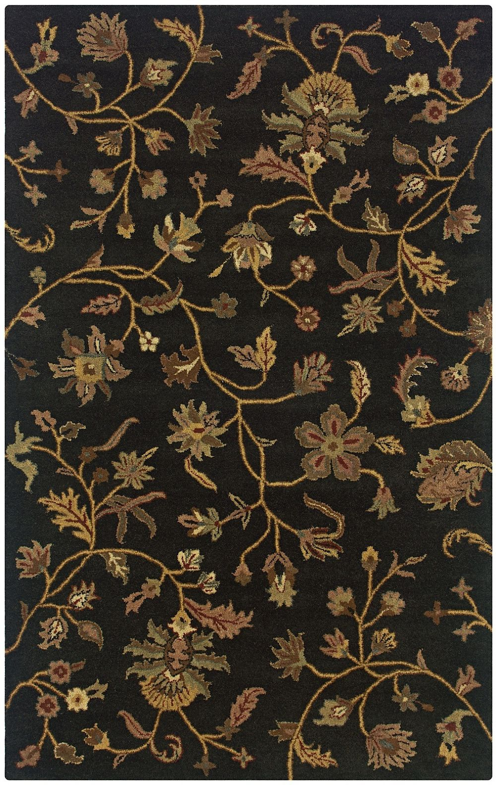 rizzy rugs destiny country & floral area rug collection