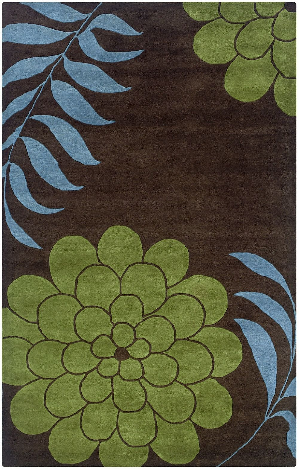 rizzy rugs fusion country & floral area rug collection