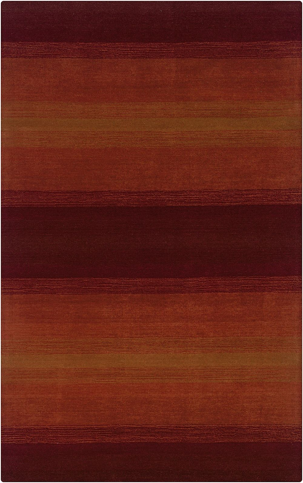 rizzy rugs jupiter solid/striped area rug collection