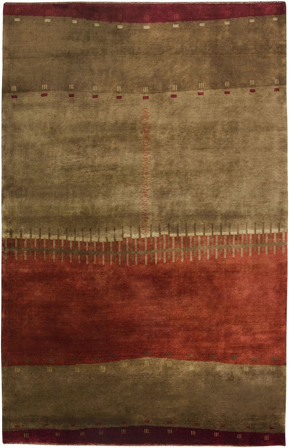 rizzy rugs organza southwestern/lodge area rug collection