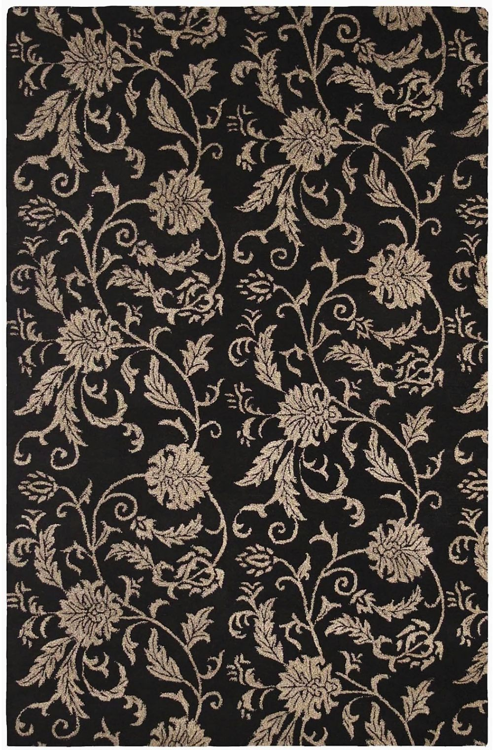 rizzy rugs pandora country & floral area rug collection