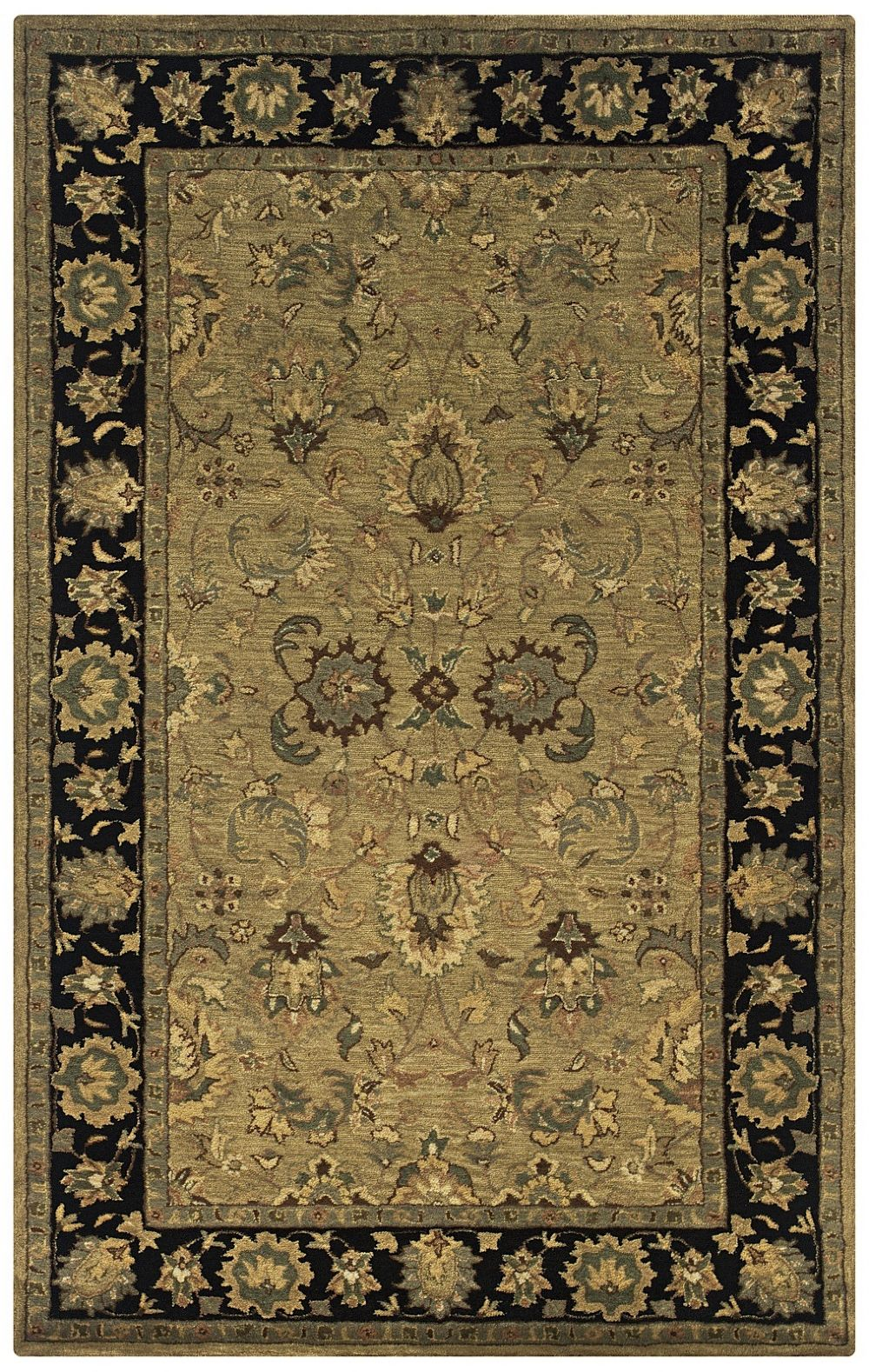 Rizzy Rugs Shine Traditional Area Rug Collection Rugpal