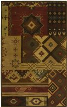 Runner Area Rug, Hand Tufted Rug, Southwestern/Lodge, Southwest, Rizzy Rugs Rug