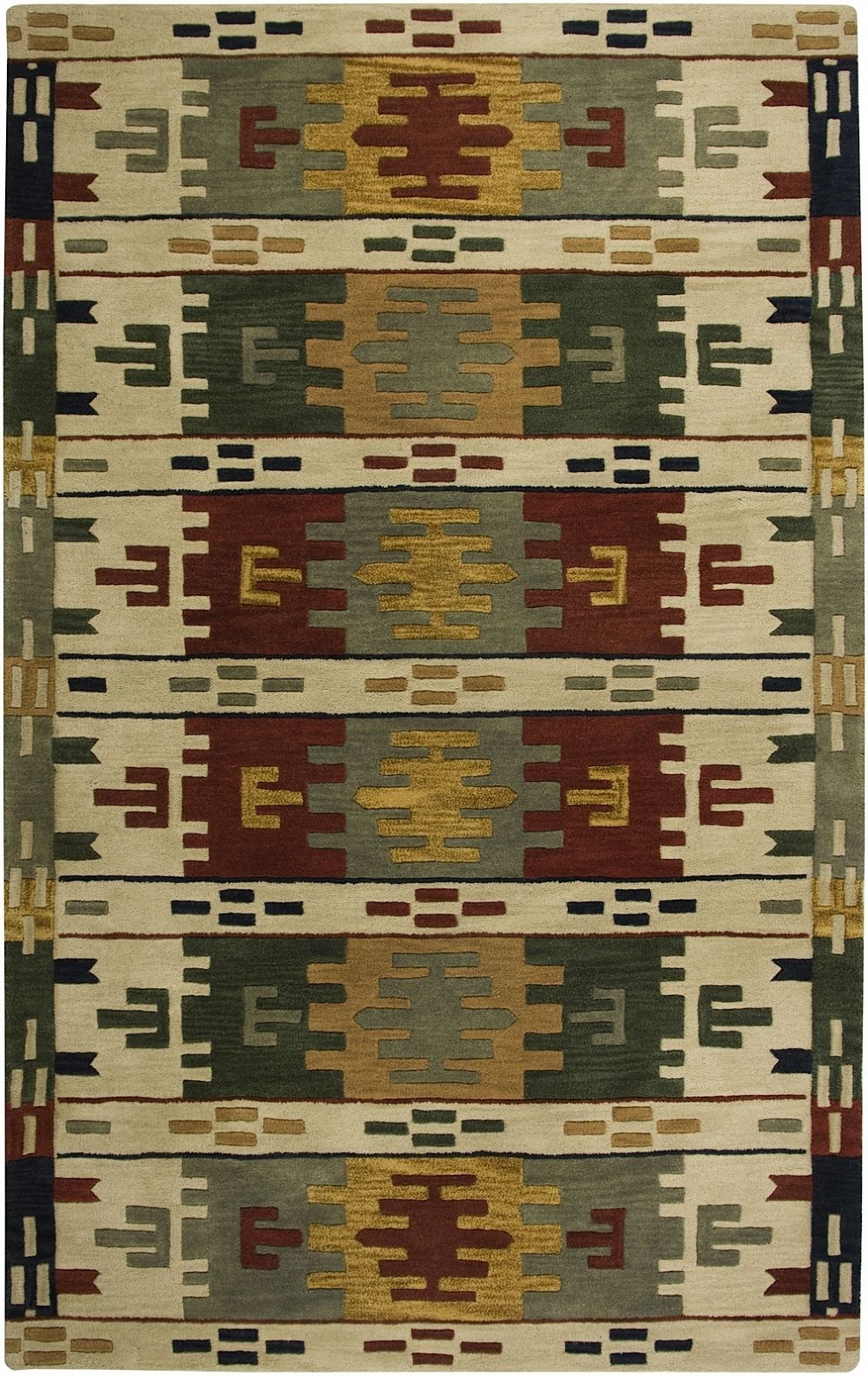rizzy rugs southwest southwestern/lodge area rug collection