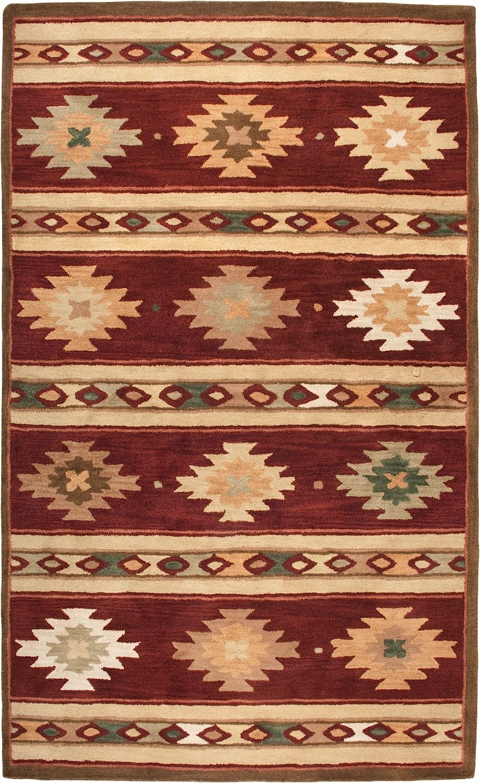 Rizzy Rugs Southwest Southwestern Lodge Area Rug