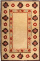 Rectangle Area Rug, Hand Tufted Rug, Southwestern/Lodge, Southwest, Rizzy Rugs Rug