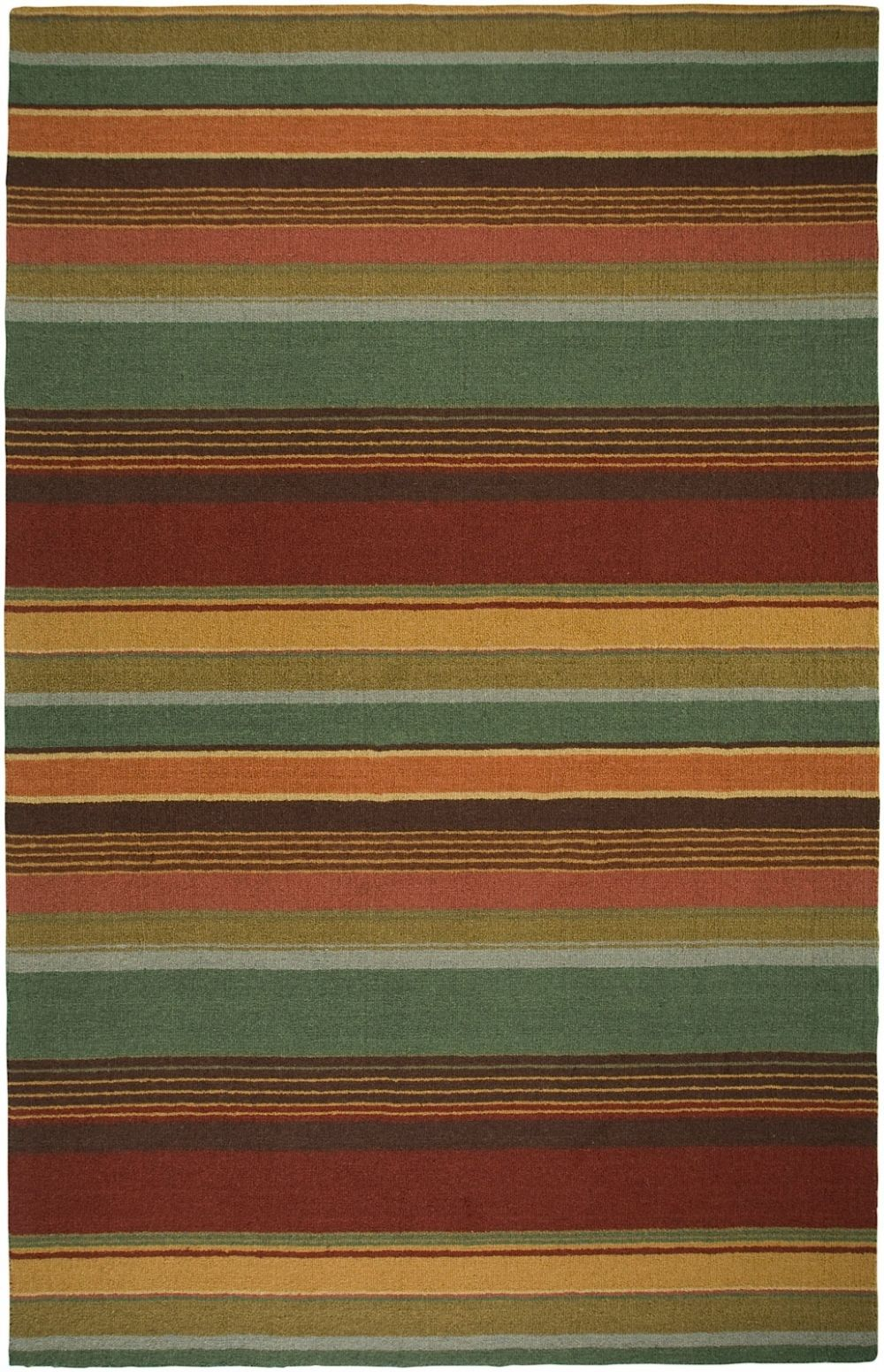 rizzy rugs waverly solid/striped area rug collection