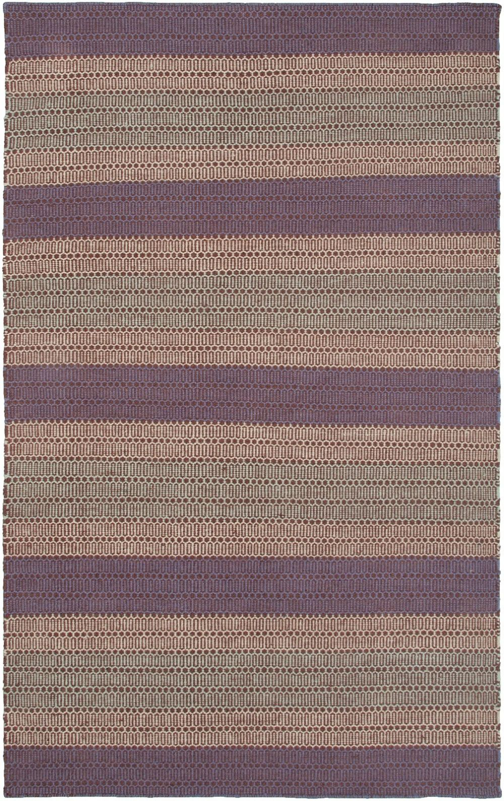 rizzy rugs twist solid/striped area rug collection
